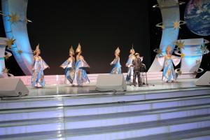 2011 год, Гала-концерт в Лужниках